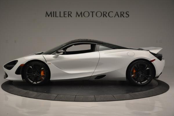Used 2019 McLaren 720S Coupe for sale Sold at Alfa Romeo of Westport in Westport CT 06880 3