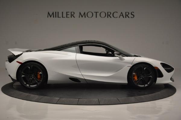 Used 2019 McLaren 720S Coupe for sale Sold at Alfa Romeo of Westport in Westport CT 06880 9
