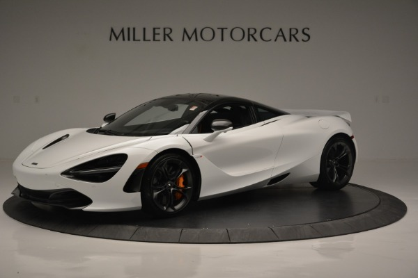 Used 2019 McLaren 720S Coupe for sale Sold at Alfa Romeo of Westport in Westport CT 06880 1