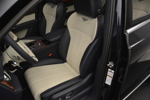New 2019 Bentley Bentayga V8 for sale Sold at Alfa Romeo of Westport in Westport CT 06880 19