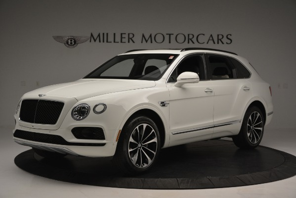 New 2019 Bentley Bentayga V8 for sale Sold at Alfa Romeo of Westport in Westport CT 06880 2
