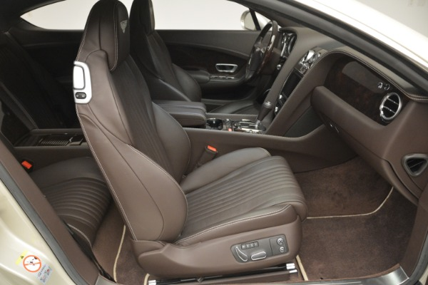 Used 2016 Bentley Continental GT W12 for sale $127,900 at Alfa Romeo of Westport in Westport CT 06880 24