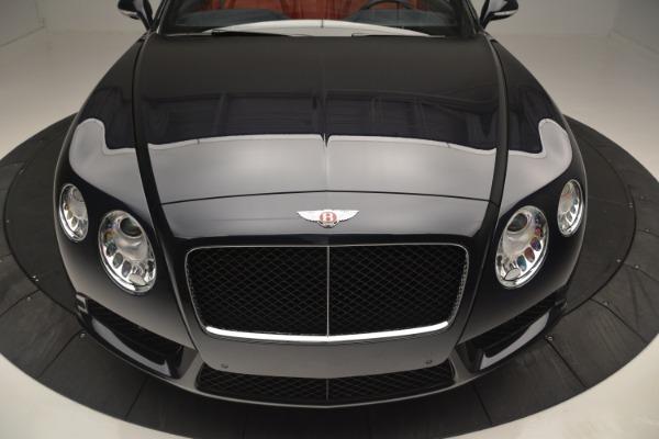 Used 2013 Bentley Continental GT V8 for sale Sold at Alfa Romeo of Westport in Westport CT 06880 20