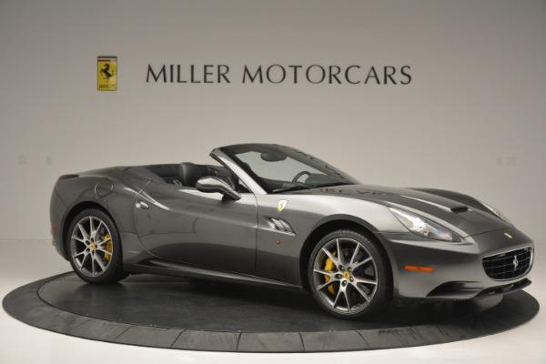 Used 2013 Ferrari California 30 for sale $113,900 at Alfa Romeo of Westport in Westport CT 06880 10