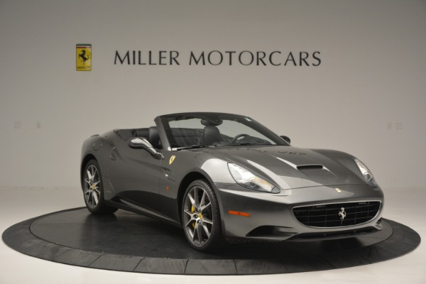 Used 2013 Ferrari California 30 for sale $113,900 at Alfa Romeo of Westport in Westport CT 06880 11