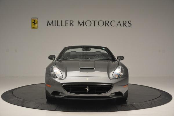 Used 2013 Ferrari California 30 for sale $113,900 at Alfa Romeo of Westport in Westport CT 06880 12