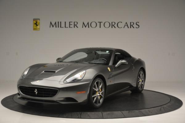 Used 2013 Ferrari California 30 for sale $113,900 at Alfa Romeo of Westport in Westport CT 06880 13