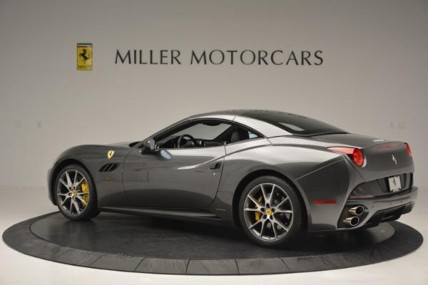 Used 2013 Ferrari California 30 for sale $113,900 at Alfa Romeo of Westport in Westport CT 06880 16