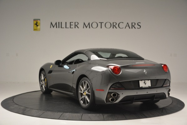 Used 2013 Ferrari California 30 for sale $109,900 at Alfa Romeo of Westport in Westport CT 06880 17