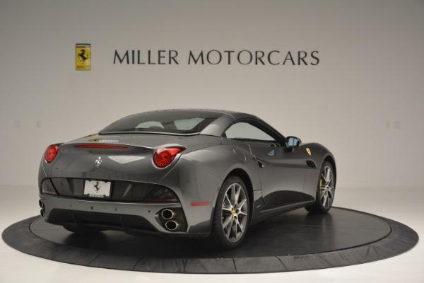 Used 2013 Ferrari California 30 for sale $113,900 at Alfa Romeo of Westport in Westport CT 06880 19
