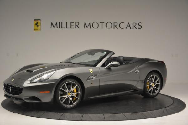Used 2013 Ferrari California 30 for sale $109,900 at Alfa Romeo of Westport in Westport CT 06880 2