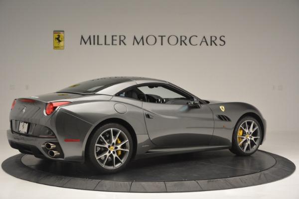 Used 2013 Ferrari California 30 for sale $109,900 at Alfa Romeo of Westport in Westport CT 06880 20