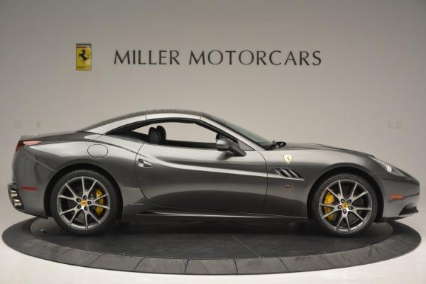 Used 2013 Ferrari California 30 for sale $113,900 at Alfa Romeo of Westport in Westport CT 06880 21