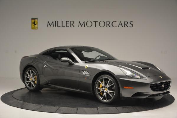 Used 2013 Ferrari California 30 for sale $109,900 at Alfa Romeo of Westport in Westport CT 06880 22