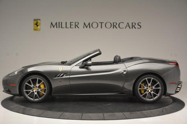 Used 2013 Ferrari California 30 for sale $109,900 at Alfa Romeo of Westport in Westport CT 06880 3