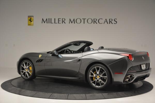 Used 2013 Ferrari California 30 for sale $109,900 at Alfa Romeo of Westport in Westport CT 06880 4