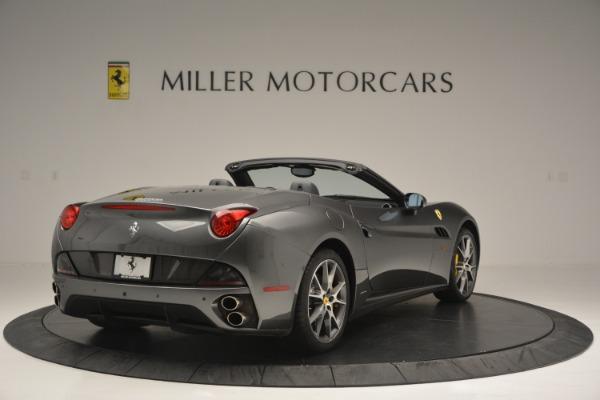 Used 2013 Ferrari California 30 for sale $113,900 at Alfa Romeo of Westport in Westport CT 06880 7