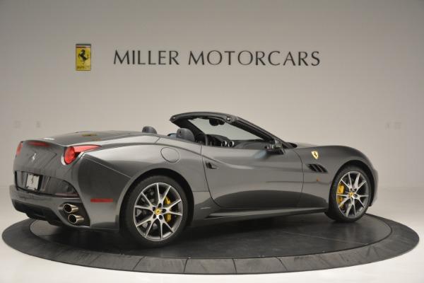 Used 2013 Ferrari California 30 for sale $113,900 at Alfa Romeo of Westport in Westport CT 06880 8