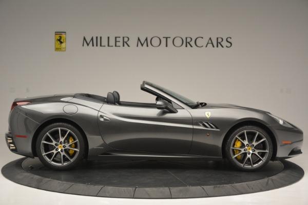 Used 2013 Ferrari California 30 for sale $109,900 at Alfa Romeo of Westport in Westport CT 06880 9