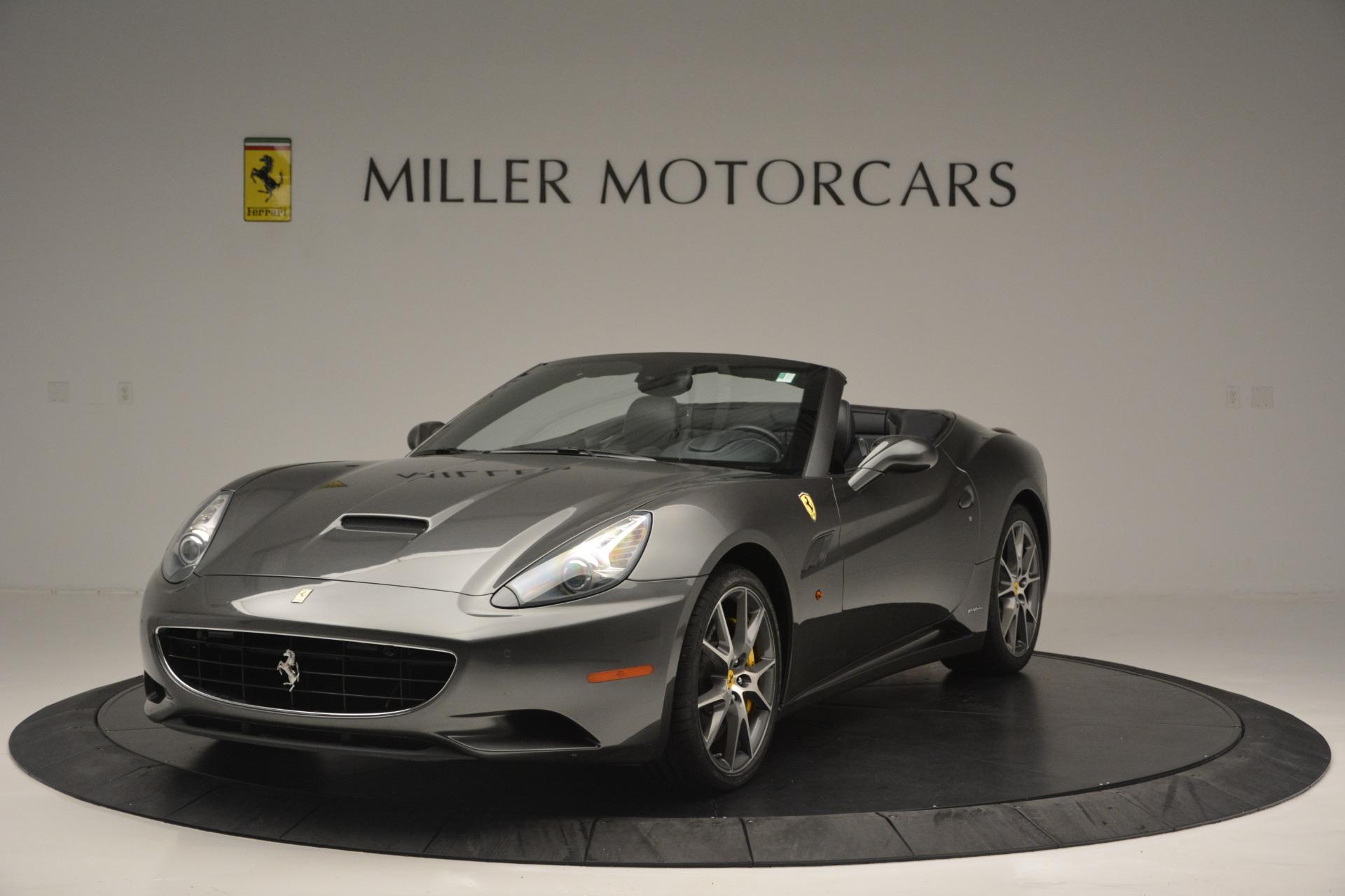 Used 2013 Ferrari California 30 for sale $113,900 at Alfa Romeo of Westport in Westport CT 06880 1