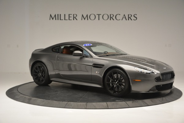 Used 2017 Aston Martin V12 Vantage S for sale Sold at Alfa Romeo of Westport in Westport CT 06880 10