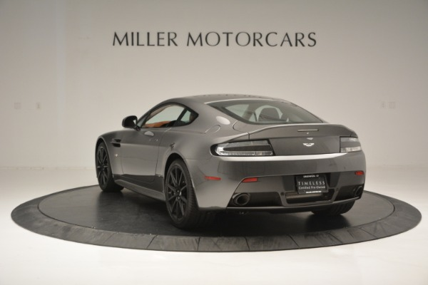 Used 2017 Aston Martin V12 Vantage S for sale Sold at Alfa Romeo of Westport in Westport CT 06880 5