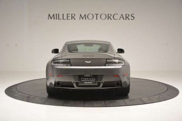 Used 2017 Aston Martin V12 Vantage S for sale Sold at Alfa Romeo of Westport in Westport CT 06880 6