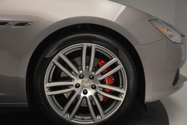 Used 2014 Maserati Ghibli S Q4 for sale Sold at Alfa Romeo of Westport in Westport CT 06880 13