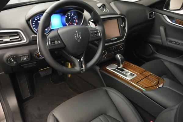 Used 2014 Maserati Ghibli S Q4 for sale Sold at Alfa Romeo of Westport in Westport CT 06880 14
