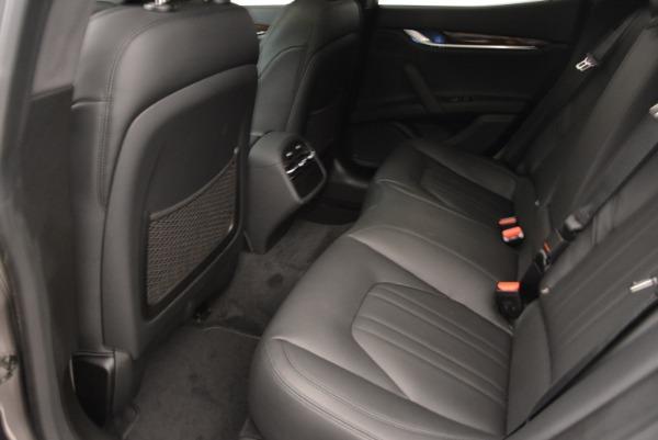 Used 2014 Maserati Ghibli S Q4 for sale Sold at Alfa Romeo of Westport in Westport CT 06880 18