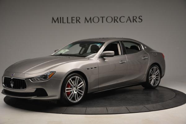Used 2014 Maserati Ghibli S Q4 for sale Sold at Alfa Romeo of Westport in Westport CT 06880 2