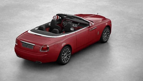 Used 2018 Rolls-Royce Dawn for sale Sold at Alfa Romeo of Westport in Westport CT 06880 3