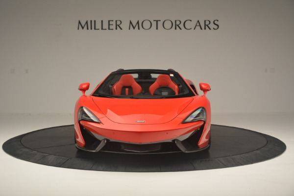 New 2019 McLaren 570S Spider Convertible for sale Sold at Alfa Romeo of Westport in Westport CT 06880 12