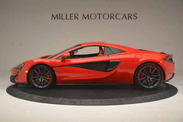 New 2019 McLaren 570S Spider Convertible for sale Sold at Alfa Romeo of Westport in Westport CT 06880 15