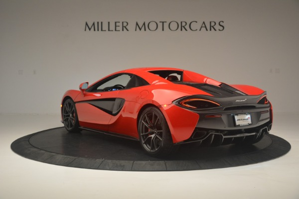 New 2019 McLaren 570S Spider Convertible for sale Sold at Alfa Romeo of Westport in Westport CT 06880 16