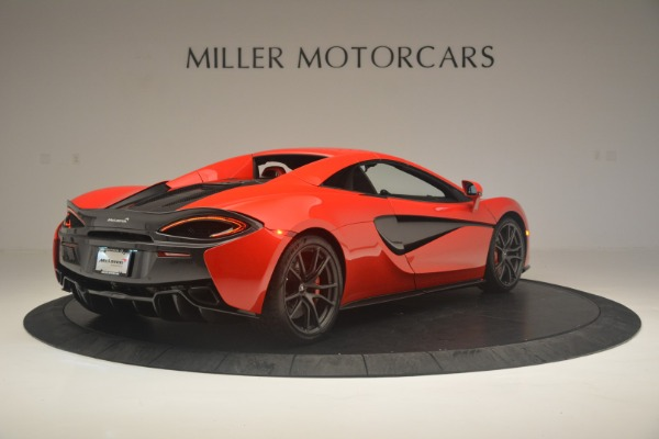New 2019 McLaren 570S Spider Convertible for sale Sold at Alfa Romeo of Westport in Westport CT 06880 18