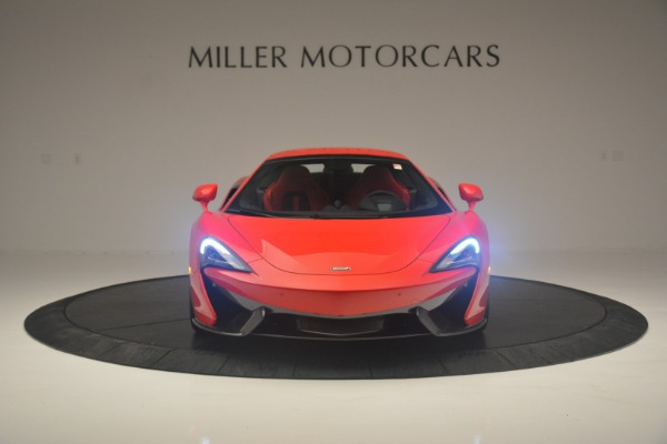 New 2019 McLaren 570S Spider Convertible for sale Sold at Alfa Romeo of Westport in Westport CT 06880 21