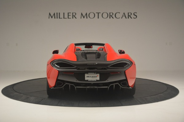 New 2019 McLaren 570S Spider Convertible for sale Sold at Alfa Romeo of Westport in Westport CT 06880 6