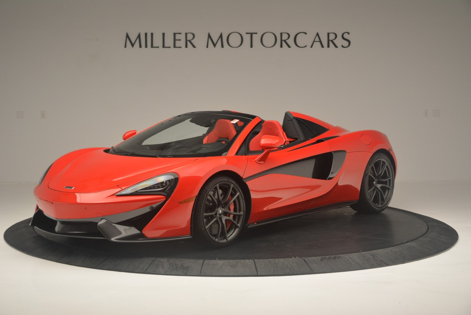 New 2019 McLaren 570S Spider Convertible for sale Sold at Alfa Romeo of Westport in Westport CT 06880 1