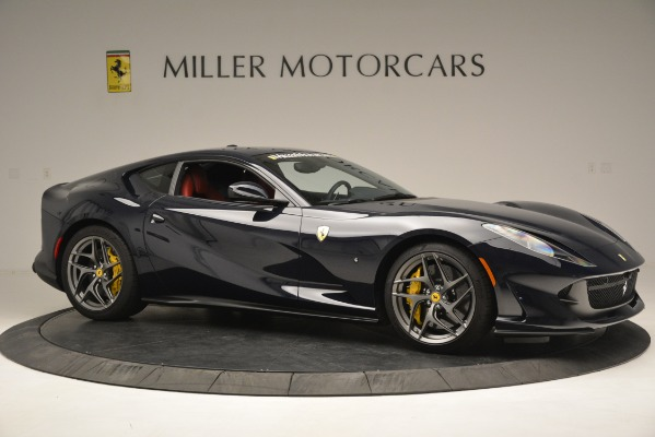 Used 2018 Ferrari 812 Superfast for sale $349,900 at Alfa Romeo of Westport in Westport CT 06880 11