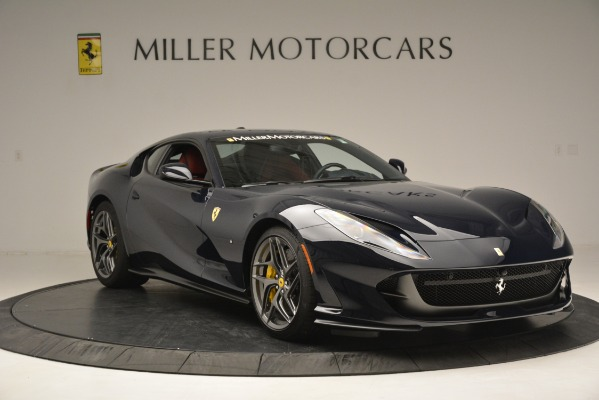 Used 2018 Ferrari 812 Superfast for sale $349,900 at Alfa Romeo of Westport in Westport CT 06880 12