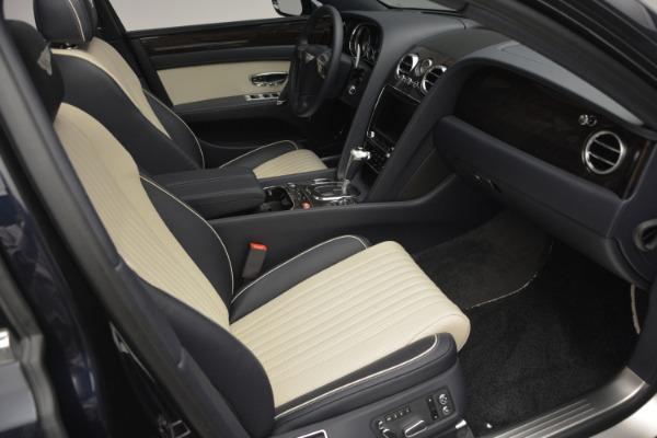 New 2018 Bentley Flying Spur V8 for sale Sold at Alfa Romeo of Westport in Westport CT 06880 25