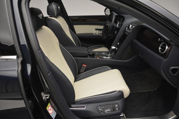 New 2018 Bentley Flying Spur V8 for sale Sold at Alfa Romeo of Westport in Westport CT 06880 26
