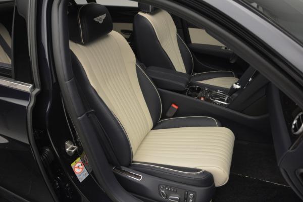 New 2018 Bentley Flying Spur V8 for sale Sold at Alfa Romeo of Westport in Westport CT 06880 27