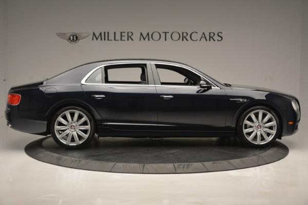 New 2018 Bentley Flying Spur V8 for sale Sold at Alfa Romeo of Westport in Westport CT 06880 9