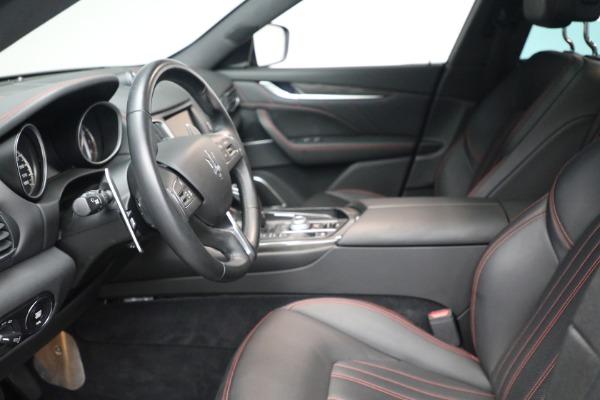 New 2019 Maserati Levante Q4 GranLusso for sale Sold at Alfa Romeo of Westport in Westport CT 06880 16