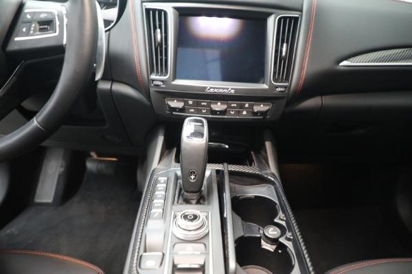 New 2019 Maserati Levante Q4 GranLusso for sale Sold at Alfa Romeo of Westport in Westport CT 06880 18