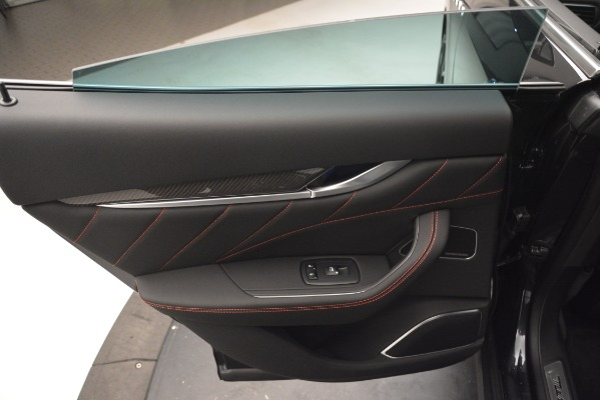 New 2019 Maserati Levante Q4 GranLusso for sale Sold at Alfa Romeo of Westport in Westport CT 06880 19