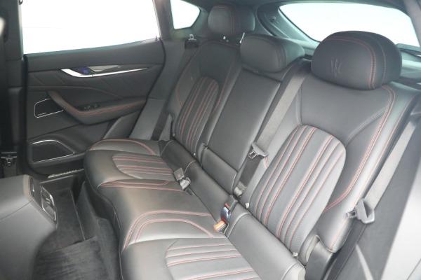 New 2019 Maserati Levante Q4 GranLusso for sale Sold at Alfa Romeo of Westport in Westport CT 06880 20