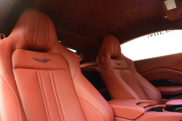 New 2019 Aston Martin Vantage for sale Sold at Alfa Romeo of Westport in Westport CT 06880 18